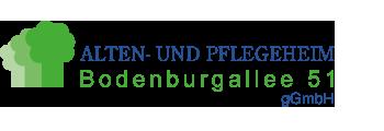 Alten- und Pflegeheim Bodenburgallee